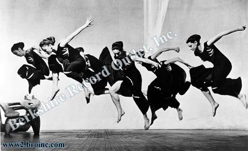 Martha Graham Dance Company Airborne